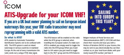 Icom Radio Guides