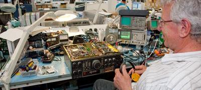 Icom Repair