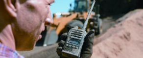 PMR Handheld Two Way radio