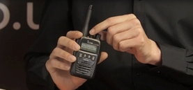 Introduction to the Icom IC-F52D Digital Two Way Radio Series