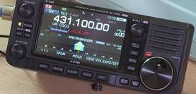 New Video: 'Introducing the IC-705 QRP SDR transceiver'