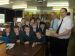 Icom UK Donate Latest Digital Radio to Chatham House School