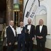Icom Satellite PTT Radio Solution Wins Major Comms Industry Award