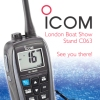 Icom to Attend London Boatshow 2017