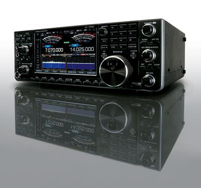 Icom IC-7610 Firmware Update (Version 1.05)