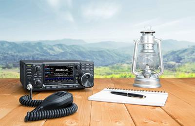 Firmware Upgrades for the Icom IC-9700 and D-STAR range