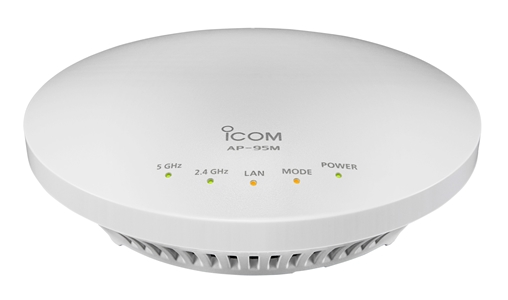 Introducing the Icom AP-95M Wireless Access Point