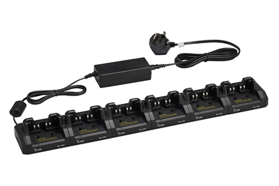 Check out Icom's New Innovative BC-226 Multi Charger
