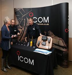 Icom UK to Attend British Marine Electrical & Electronics Association Conference 2017