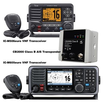 CB2000, Transforms Your Icom Radio into a Class B AIS Transponder