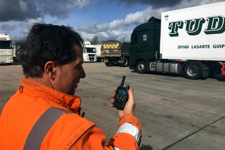 New Case Study: Independent Customs Clearance Company Chooses Icom LTE Radio for Vehicle Management