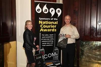 Innovative IP Radio System Used to Break the Ice at Courier Awards
