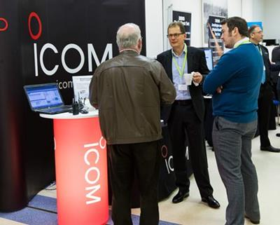 New Icom Two Way Radio Solutions on show at FCS Business Radio 2015