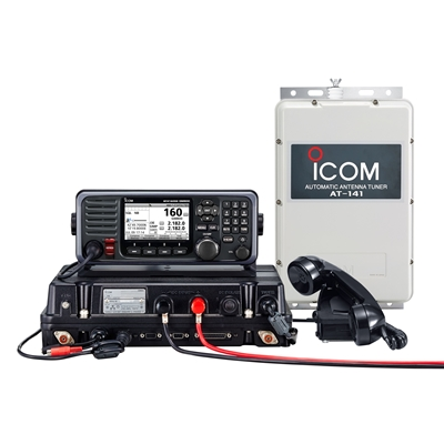GM800 GMDSS MF/HF Transceiver Debuts at Skipper Expo Int. Aberdeen 2018