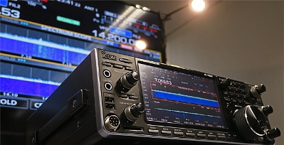 Icom IC-7610 (Version 1.1) and IC-R8600 (Version 1.33) Firmware Updates