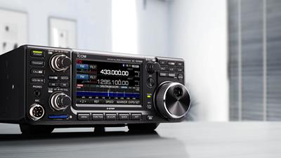 IC-9700 VHF/UHF SDR Transceiver, Now Available from Your Local Authorised Amateur Radio Dealer