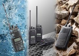 Icom UK Announces New Compact IC-F1000 Two Way Business Handheld Radios
