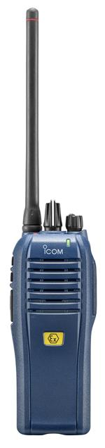 IC-F3202DEX ATEX Digital Radio Series, Keeping You Safe in Potentially Explosive Environments