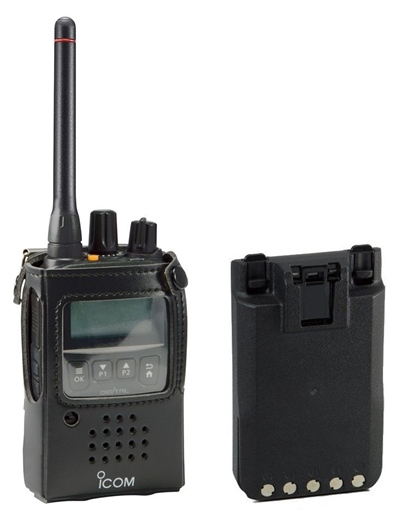 New Radio Accessories for the IC-F52D/F62D Digital Two Way Radio Series