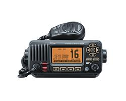 The IC-M323G Entry Level VHF/DSC…Now With integrated GPS Receiver!