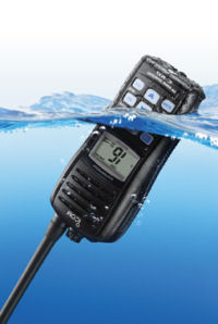 IC-M33 – The Buoyant VHF Marine Transceiver From Icom!
