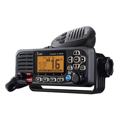 Icom Launch New Marine Radio Products at London Boatshow 2018