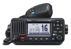 New Range of Icom VHF Models Featuring Integrated GPS Receiver to be shown at METS Marine Trade Show
