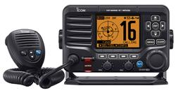 New Icom IC-M506 VHF marine transceiver with NMEA 2000 connectivity and AIS receiver launched at METS Marine Trade Show