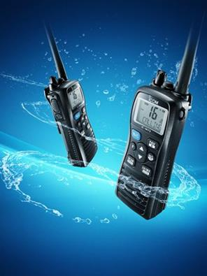 Icom Showcases Latest Innovative Marine Communication Products at the PSP Southampton Boat Show 2013 (Stand H021)