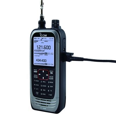 Icom IC-R30 Firmware Update 1.11 (for non-USA versions)