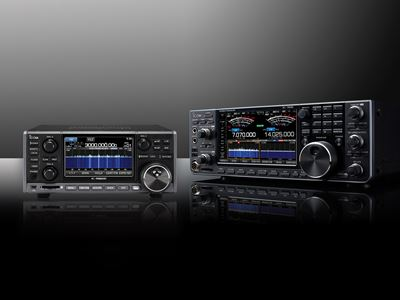 Icom IC-7610 (Version 1.06), IC-7300 (Version 1.21) and IC-R8600 (Version 1.32) Firmware Updates
