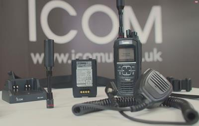 Our New Website Radio Accessories Section