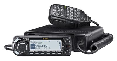 ID-4100E Dualband D-Star Digital Mobile, New!