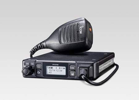 Icom Launch New IP501M LTE/PoC Mobile Radio For Commercial Vehicles