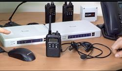New Video, Introducing Icom's IP Advanced Radio Solution for Business