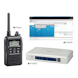 Icom Launch Revolutionary IP Advanced Radio System!