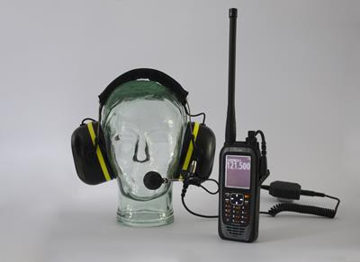 Commercial Headset/Radio Solution for Icom Aviation Radios