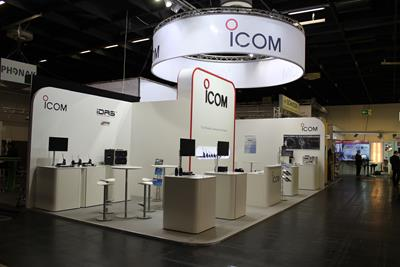 Icom to Attend PMRExpo 2017