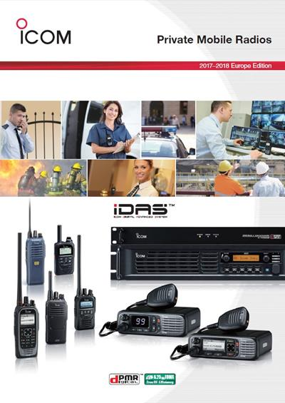 Download the Latest Icom Radio Catalogues!