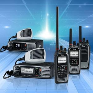 Icom to Exhibit New Digital Two Way Radio Products at FCS Business Radio 2017