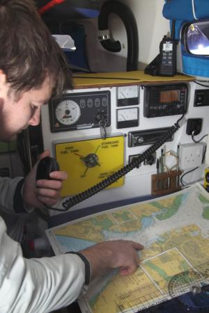RYA Issues Guidance for Marine Radio Distress Relays