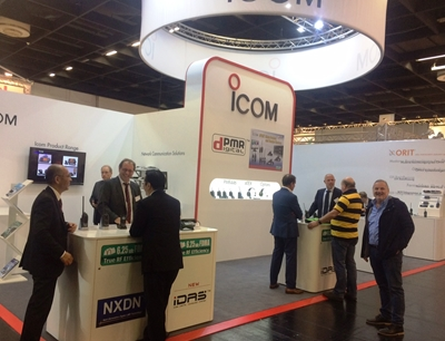 Icom Inc. Exhibiting at METS 2018 & PMRExpo 2018