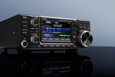 Chance to Win an IC-7300 SDR Transceiver at the RSGB Convention 2018