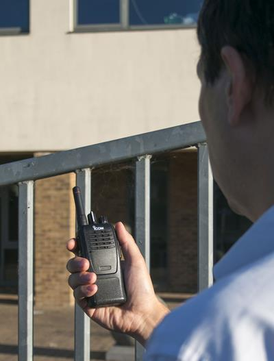 New Case Study: Icom Two Way Radio Solution Keeps Students and Teachers Safe at Bournemouth Primary School
