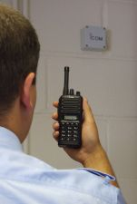 Icom Re-launches PMR Security Radio Systems