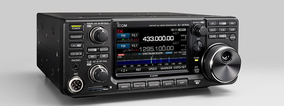 New Video: 'Overview of the Icom IC-9700 SDR VHF/UHF Transceiver'