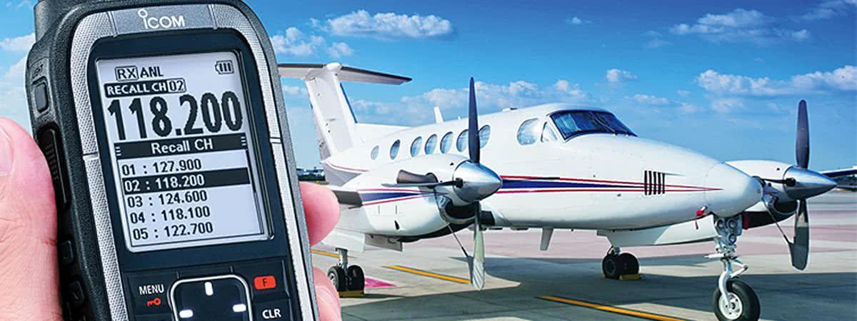 Aviation/Airband Radio - Icom UK
