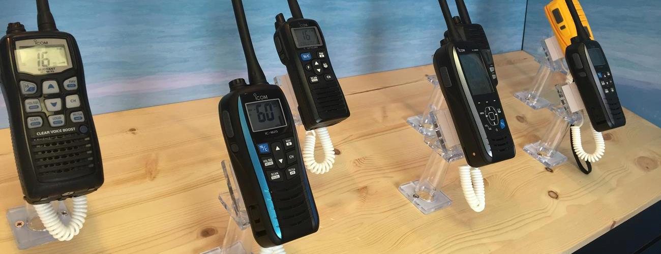 See the latest Icom Marine Radio Products, and Great Show Offers at this year's Southampton Boatshow