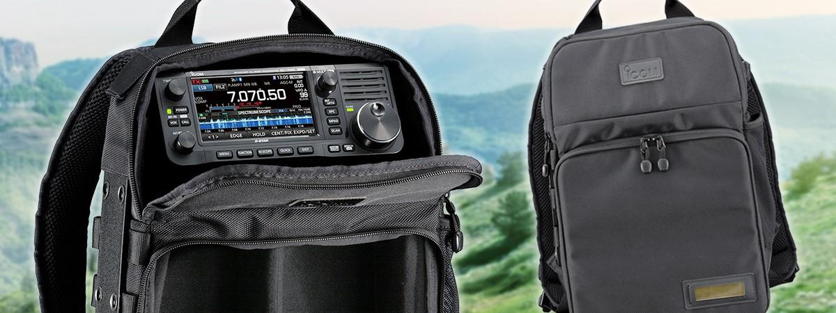 Introducing the LC-192 Backpack for the IC-705 QRP SDR transceiver