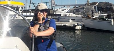 Dorset Marine Training, Providing Friendly, Tailored Marine Courses